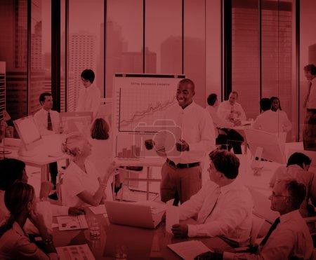 Business Presentation Collaboration