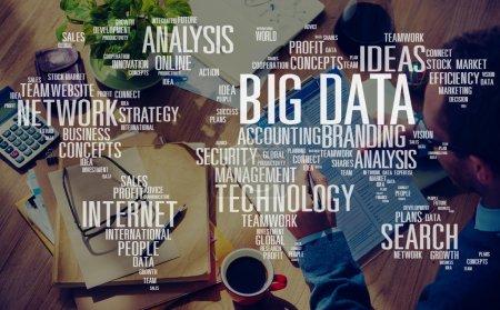 Big Data Storage Concept