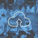 Cloud Computing Storage Internet Transfer Digital ...
