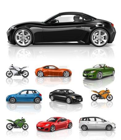 Transportation Vehicle Concept