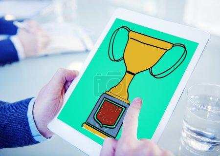 Motivation Trophy Concept