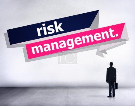 Risk Management Strategy Concept