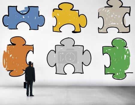 Corporate Team Teamwork Concept