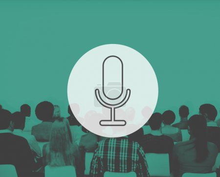 Seminar Conference Presentation Concept