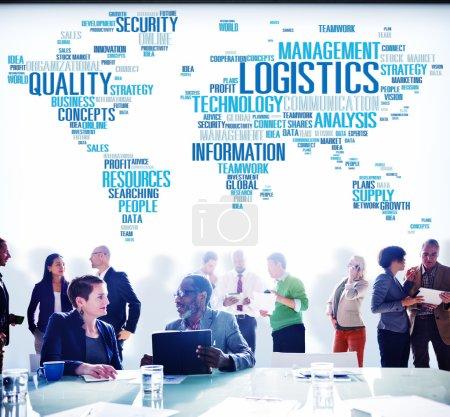 Logistics Management Production