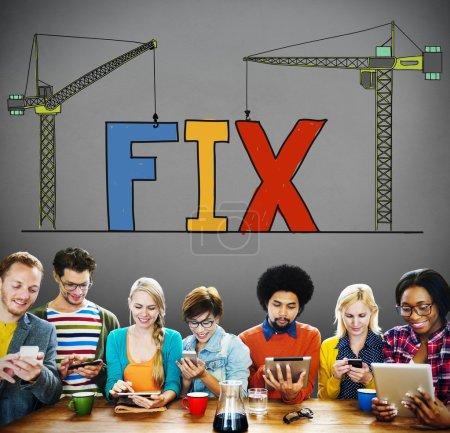 Fix Solution Concept