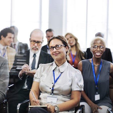 Meeting Seminar Concept
