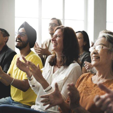 diversity people at Training