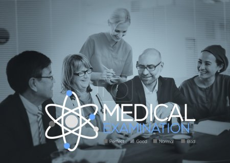 Doctors and Medical Examination Concept