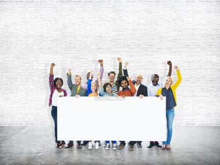 Celebration Success Concept