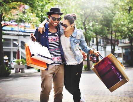 Shopping Consumer Customers
