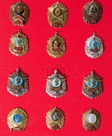 badges, cadet badges