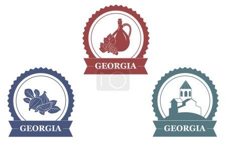 Vector Georgian set