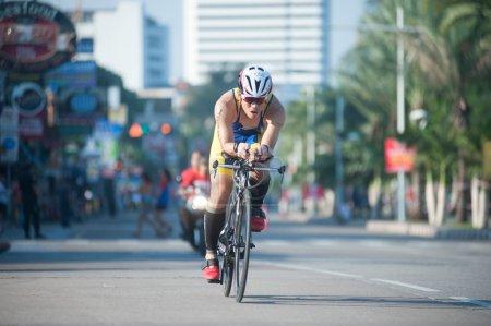 Pattaya Triathlon,Thailand Tri-League Tour Series 2015.