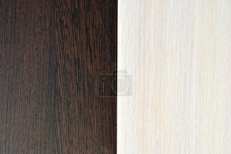 Photo pour Fond bois contrasté, noir et blanc - image libre de droit