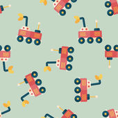 Space Rover flat iconeps10 seamless pattern background