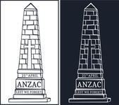 Anzac day Greeting card