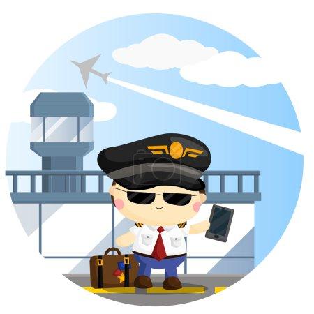 Cute Pilot