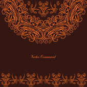 background with lace ornament-4