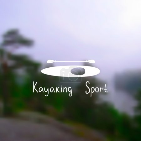 Kayaking sport 1