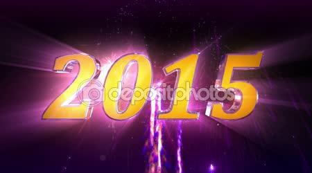új év 2015 tűzijáték