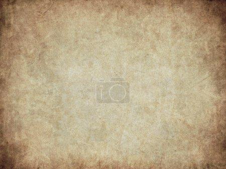 Photo pour Texture grunge vide sur vieux papier pour fond - image libre de droit