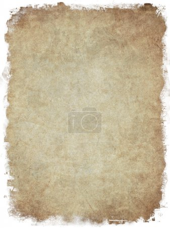 Grunge texture on old paper
