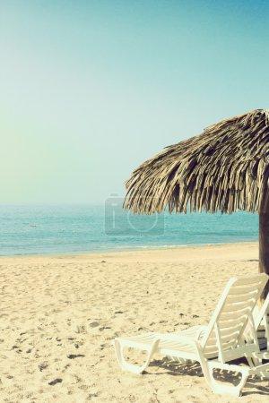 Retro Summer Beach