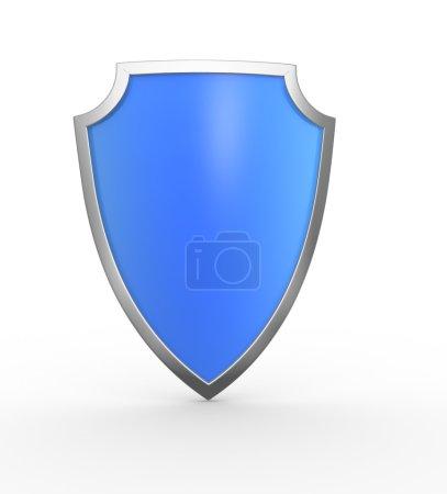 Big Blue shield