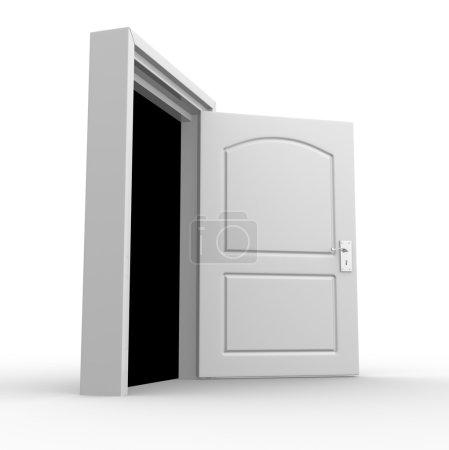 Photo for Open door - Royalty Free Image