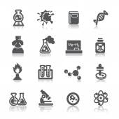 Science and Chemistry Icon