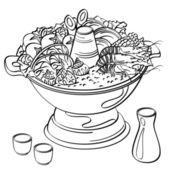 Hotpot Food