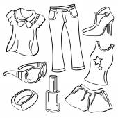 Ladies Clothing and Accessories