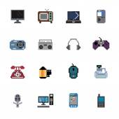 Digital Products Pixel Icons
