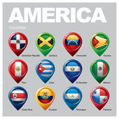 AMERICA Countries - Part ONE