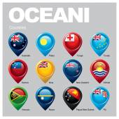 OCEANI Countries - Part One