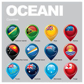 OCEANI Countries - Part Three
