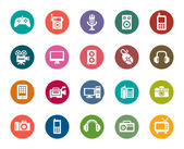 Digital Products Color Icons