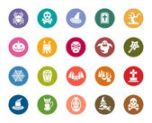 Halloween Color Icons