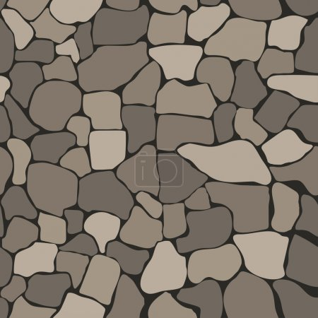stones wall seamless texture