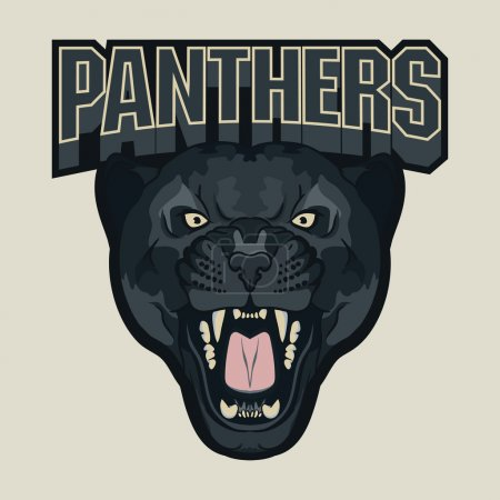 Angry Panther Sport team emblem