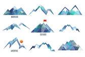 mount triangle illustration