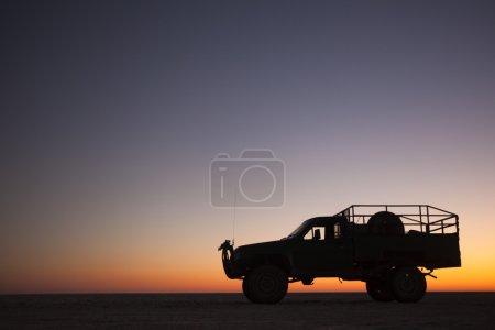 Africa 4x4 Safari