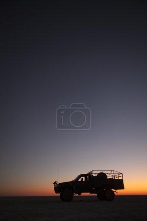 4x4 safari in Damaraland