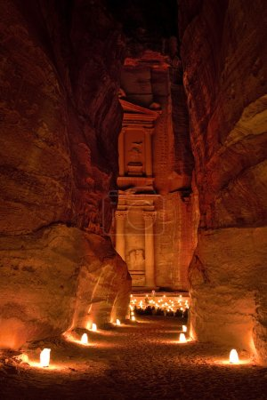 Monestry at Petra