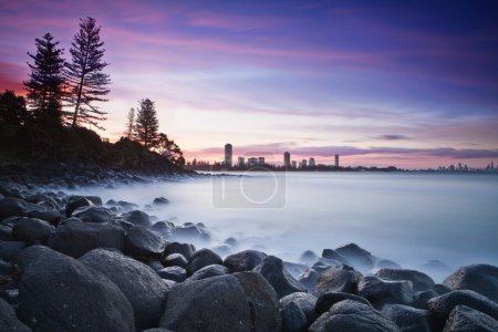 Burleigh point.