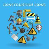 Construction flat