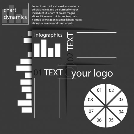Infographic-style diagram. Blocks with interest
