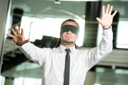 Photo pour Concept de recherche d'emploi . - image libre de droit