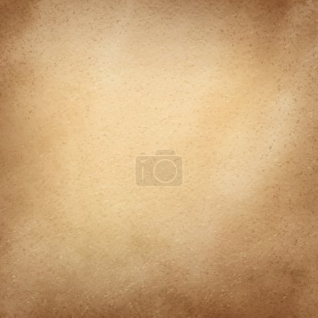 Illustration for Vintage old yellow paper background. - Royalty Free Image